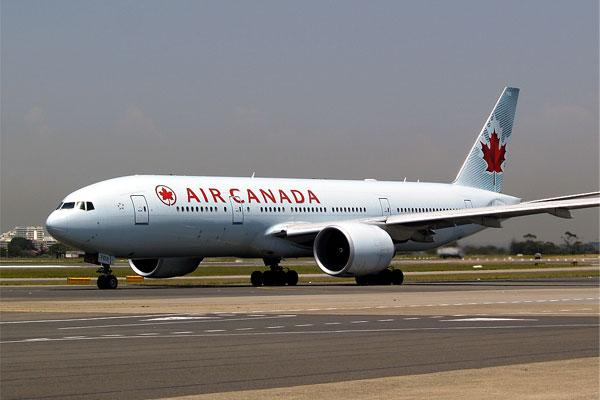 Air Canada inaugurates non-stop flights to Cartagena