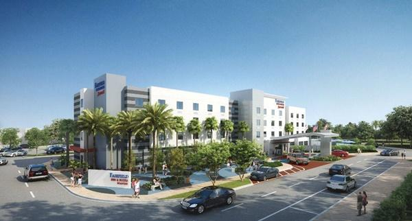 Shaner Hotels announces grand opening of 105-room Fairfield Inn & Suites Daytona Beach Speedway/Airport