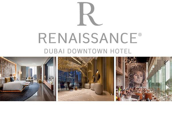 Renaissance Hotels opened doors in Dubai
